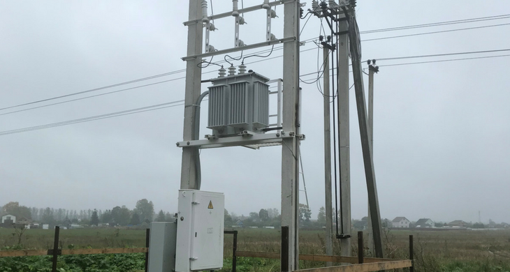 Сэкономили производству 37% на подключении электричества